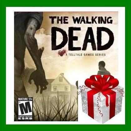 The Walking Dead - Steam Region Free + ПОДАРОК