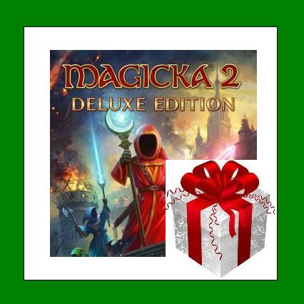 Magicka 2 - Deluxe Edition - Steam RU-CIS-UA