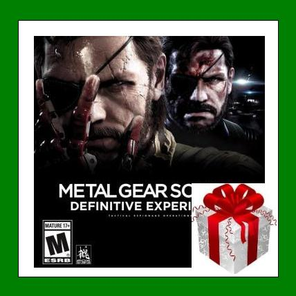 METAL GEAR SOLID 5 V The Definitive Experience - Steam