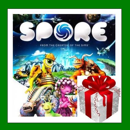 SPORE - Steam Gift RU-CIS-UA + ПОДАРОК