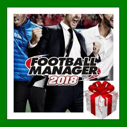 Football Manager 2018 - Steam - RU-CIS-UA + ПОДАРОК