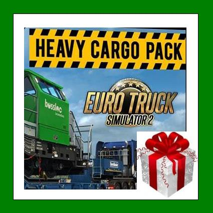 American Truck Simulator Heavy Cargo Pack DLC - Steam