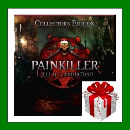 Painkiller Hell & Damnation Collectors - Steam ROW