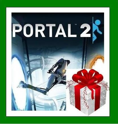 Portal 2 - Steam Gift RU-CIS-UA + АКЦИЯ