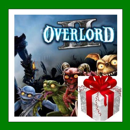 Overlord 2 II - Steam Key - RU-CIS-UA