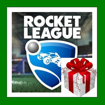 Rocket League - Steam Gift RU-CIS-UA + ПОДАРОК