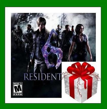 Resident Evil 6 - Steam Key - Euro Version