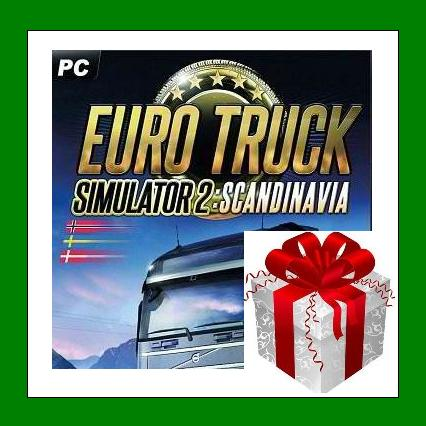 Euro Truck Simulator 2 - Scandinavia Steam RU-CIS-UA