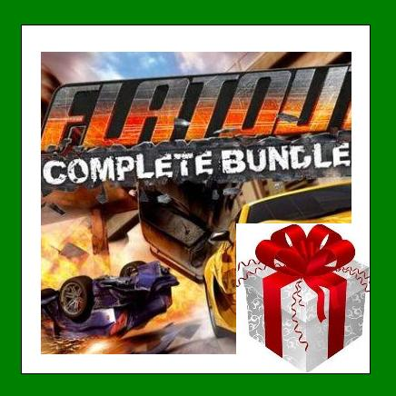 Flatout Complete Pack - Steam ONLY RUSSIA