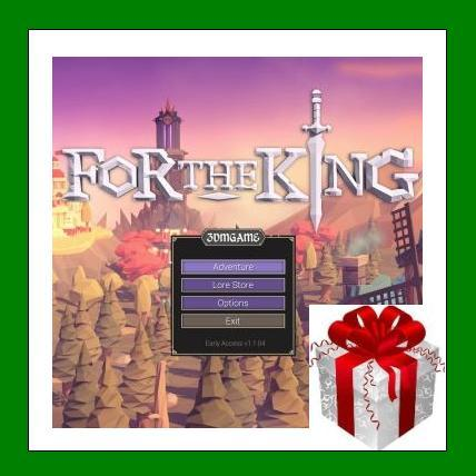 For The King - Steam Region Free + ПОДАРОК