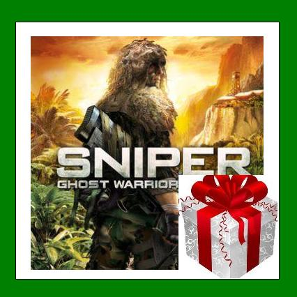 Sniper Ghost Warrior GOLD - Steam Region Free + ПОДАРОК