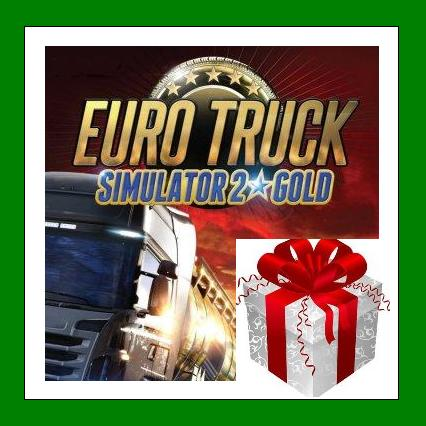 Euro Truck Simulator 2 Gold Edition - Steam Region Free