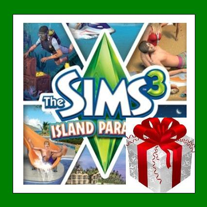 The Sims 3 Island Paradise - Origin Region Free