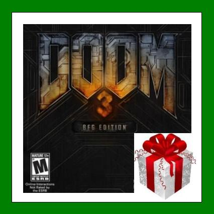 Doom 3 - BFG Edition - Steam Region Free
