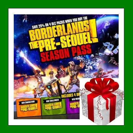 Borderlands The Pre-Sequel Season Pass - RU-CIS-UA