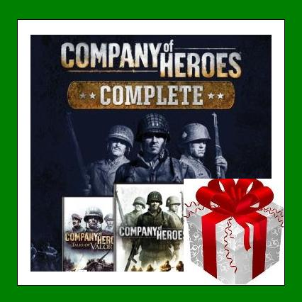 Company of Heroes Complete Pack - Steam Region Free