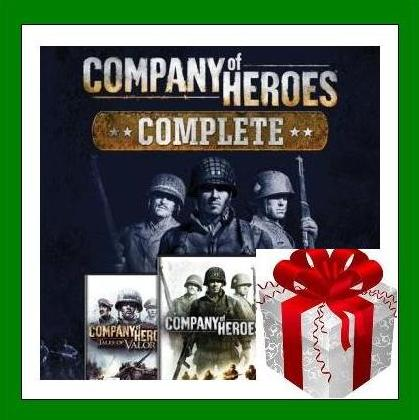 Company of Heroes - Complete Pack - Steam Key RU-CIS-UA