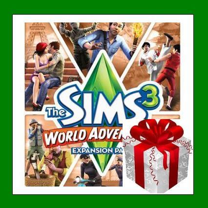 The Sims 3 World Adventures DLC - Origin Region Free