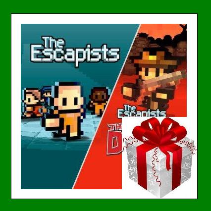 The Escapists + The Walking Dead Deluxe - Region Free