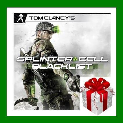 Tom Clancys Splinter Cell Blacklist Uplay Region Free