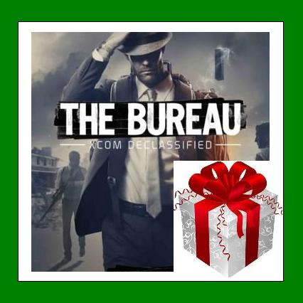 The Bureau XCOM Declassified - Steam Region Free