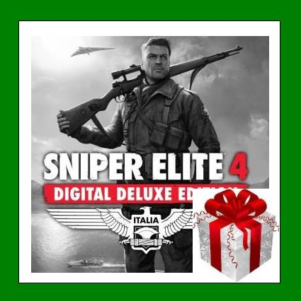 Sniper Elite 4 Deluxe Edition - Steam Key - RU-CIS-UA