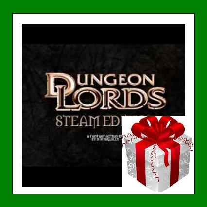 Dungeon Lords Steam Edition - Steam Region Free