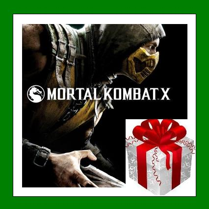 Mortal Kombat X - Steam Key - RU-CIS-UA