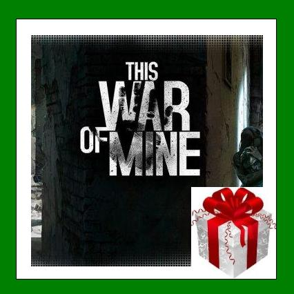 This War of Mine - Steam Key - RU-CIS-UA + АКЦИЯ