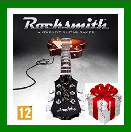 Rocksmith - Steam RU-CIS-UA