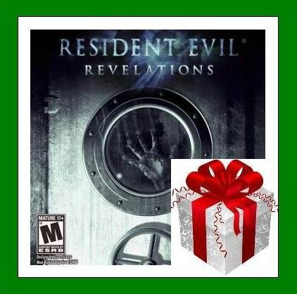 Resident Evil Revelations - Steam Gift RU-CIS-UA