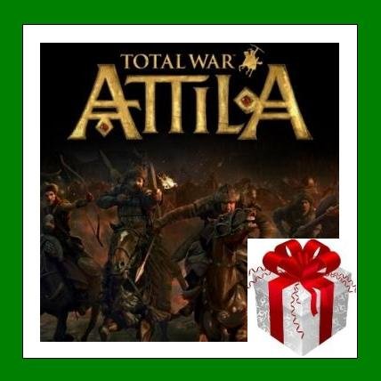 Total War ATTILA - Steam Key - RU-CIS-UA