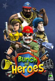 Bunch Of Heroes - CD-KEY - Steam Region Free + ACTION