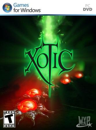 Xotic + ALL DLC - CD-KEY - Steam Worldwide + ACTION