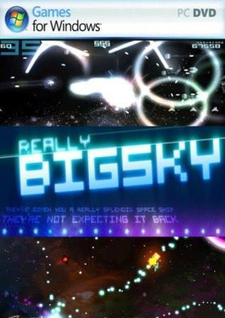 Really Big Sky - CD-KEY - Steam Worldwide + АКЦИЯ