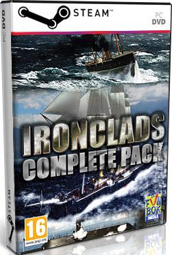Ironclads collection - Steam Region Free