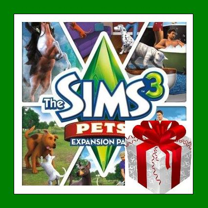 The Sims 3 Pets DLC - Origin Region Free + ПОДАРОК