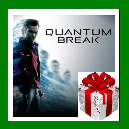 Quantum Break - Steam RU-CIS-UA + ПОДАРОК