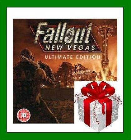 Fallout New Vegas Ultimate Edition - Steam RU-CIS-UA