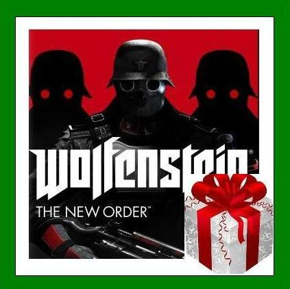 Wolfenstein The New Order - Steam Key - Region Free