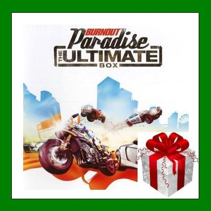 Burnout Paradise The Ultimate Box  - Origin Region Free