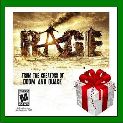 RAGE - Steam Key - RU-CIS-UA