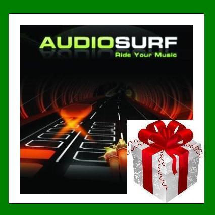 Audiosurf - Steam Key - RU-CIS-UA + АКЦИЯ
