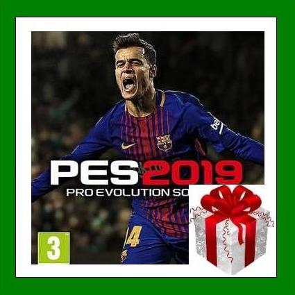 Pro Evolution Soccer 2019 - Steam RU-CIS*-UA