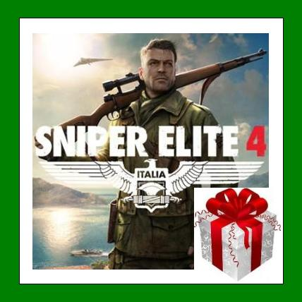 Sniper Elite 4 - Steam Key - RU-CIS-UA + АКЦИЯ