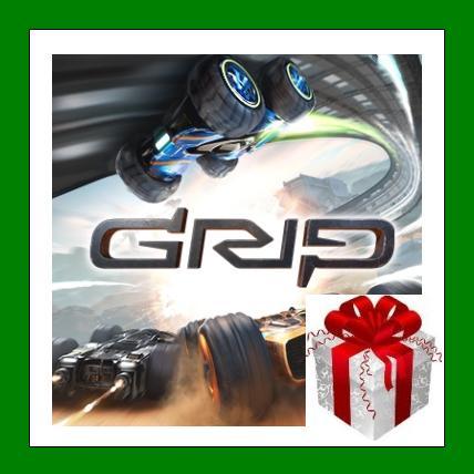 GRIP Combat Racing - Steam Key - RU-CIS-UA 2019