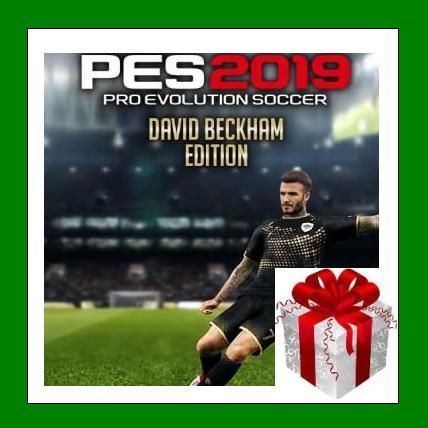 Pro Evolution Soccer 2019 David Beckham Edition Steam 2019