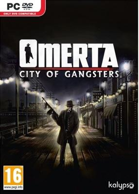 Omerta - City of Gangsters - key for Steam + GIFT