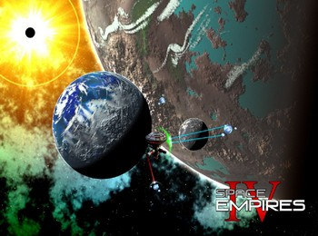 Space Empires IV Deluxe - CD-KEY - Steam Worldwide