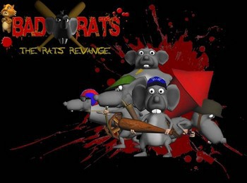 Bad Rats: the Rats Revenge - CD-KEY - Steam Region Free